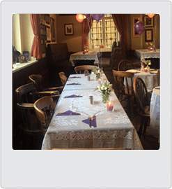 functions and private parties at the white horse banbury