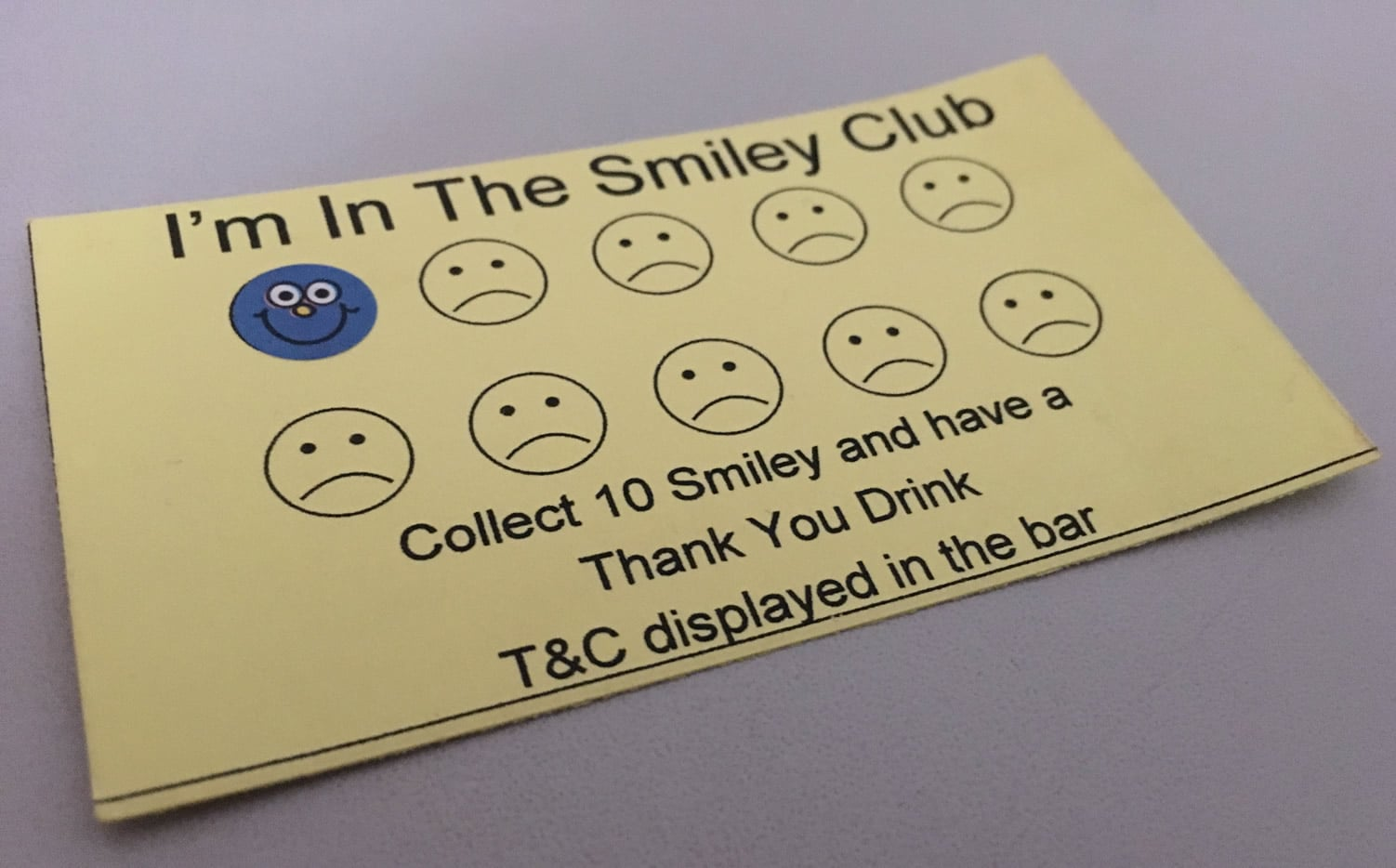 smiley club